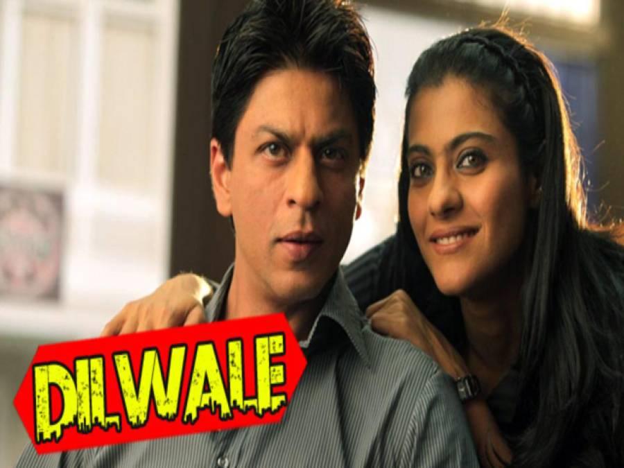 شاہ رخ خان کی ''دلوالے''335کروڑ کا بزنس کرنے میں کامیاب