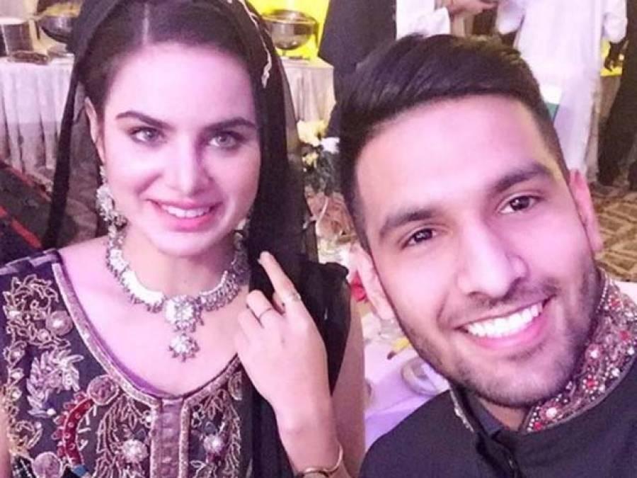 کیا سوشل میڈیا کی مشہور شخصیت زید علی اور ماڈل سارہ سرفراز کی شادی ہو گئی ہے ؟ اصل حقائق سامنے آگئے