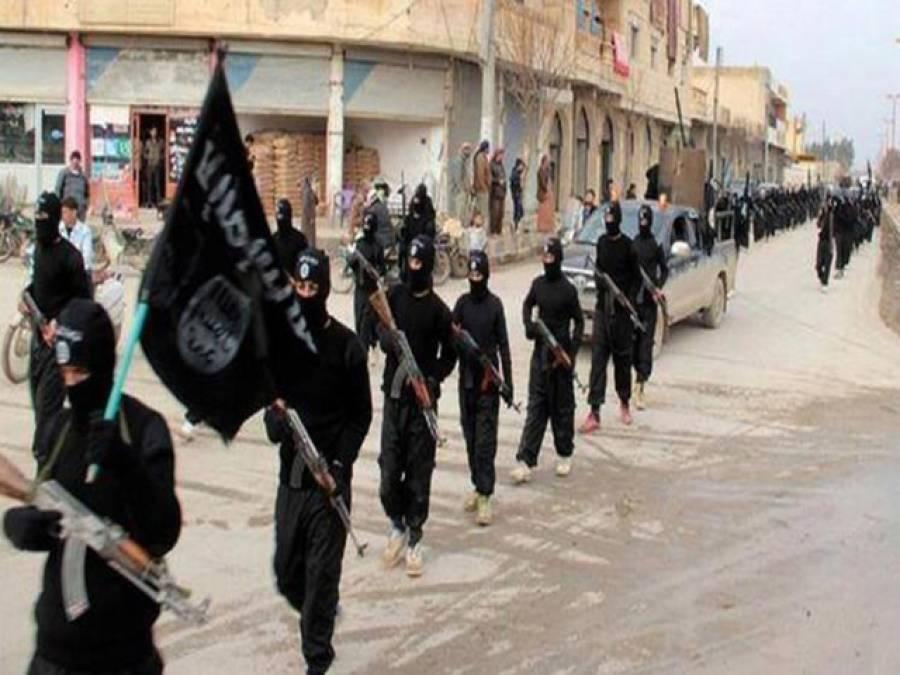 داعش عراق میں زیر قبضہ 40فیصد علاقے کا کنٹرول کھوچکی :کرنل اسٹیو وارن