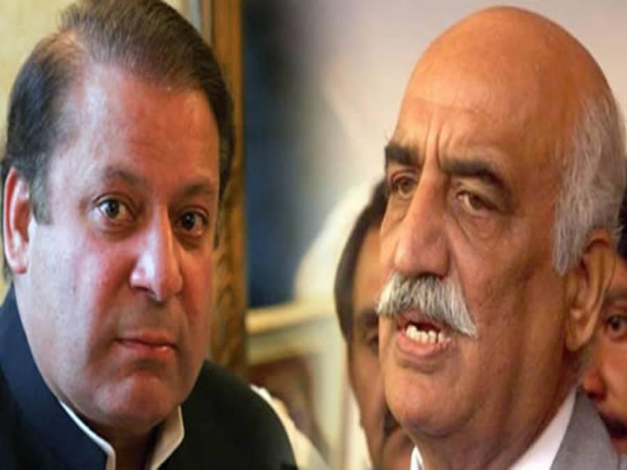 سیکرٹریٹ گروپ میں بلوچستان کا کوٹہ کم کرنے پر خورشید شاہ کا وزیر اعظم کو خط