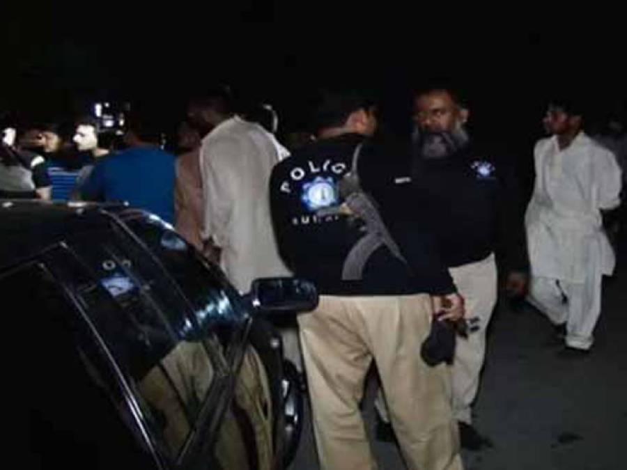 لاہور ، حاملہ عورت کا ڈکیتی میں قتل ،پولیس نے شوہر کو حراست میں لے لیا