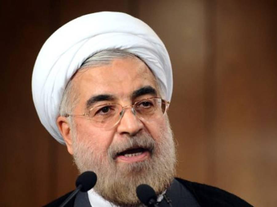 سعودی سفارتخانے پر حملہ کرنے والوں کو سزادیں گے :ایرانی صدر