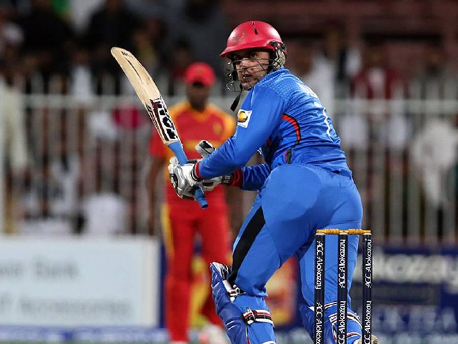 افغان کرکٹ کیلئے ایک اور شاندار دن، زمبابوے کو آخری ون ڈے میں شکست دیکر سیریز جیت لی