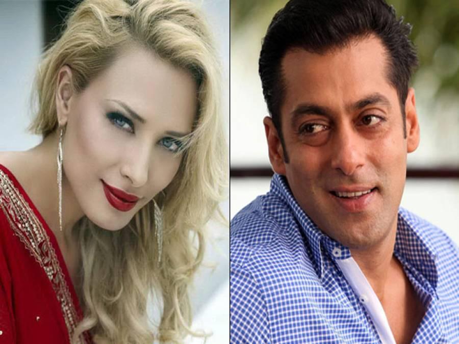 سلمان خان اپنی محبوبہ لولیاوینٹر ایک ساتھ نئے رئیلٹی شو کی میزبانی کریں گے