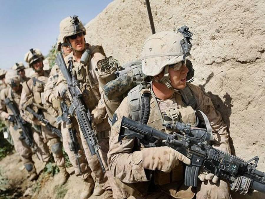 امریکی فوج کو افغانستان میں داعش کو نشانہ بنانے کی اجازت مل گئی