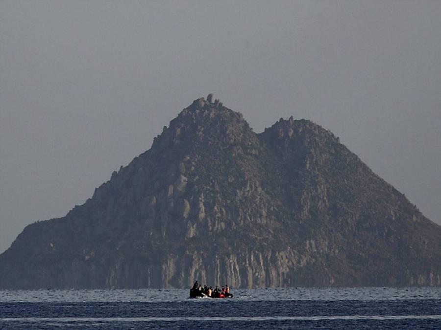 تارکین وطن کی کشتی الٹنے سے 12افراد ہلاک ،26کو بچا لیا گیا