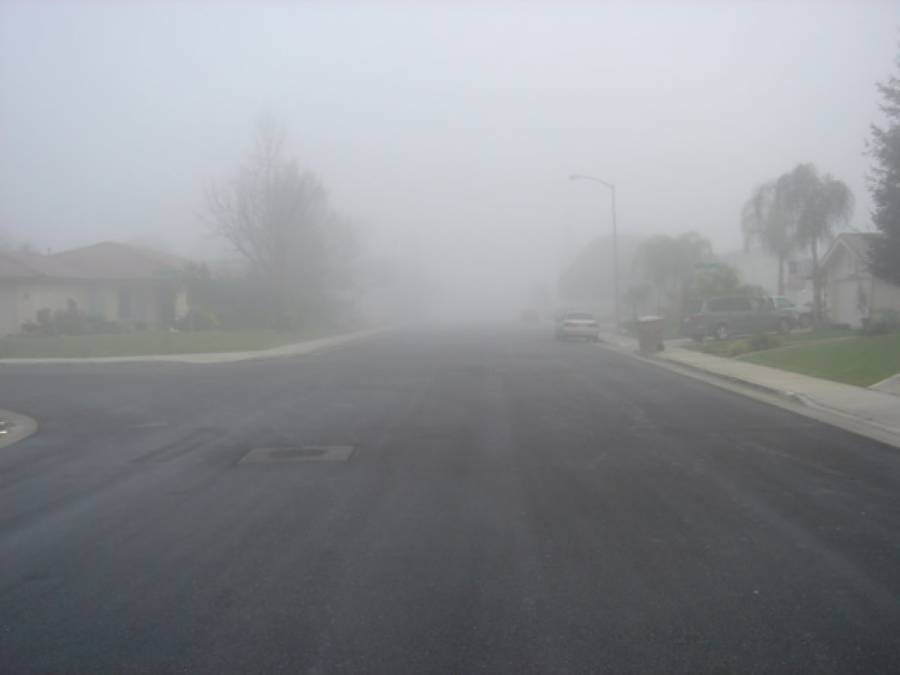 ''جنوری نے دسمبر کو بھی مات دیدی'' دھند کا راج ، متعدد شہروں میں درجہ حرارت منفی سینٹی گریڈ