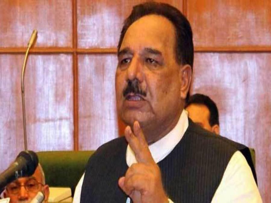 نواز شریف حکومت پیپلز پارٹی کی مفاہمتی پالیسی کے باعث قائم ہے:وزیراعظم آزاد کشمیر