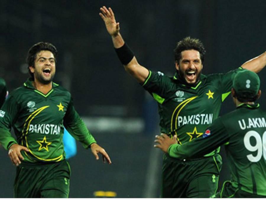 ''جاتے جاتے آفریدی کے نام ایک اور اعزاز''پاکستانی ٹیم ٹی ٹونٹی رینکنگ میں پہلی بار ساتویں نمبر پر پہنچ گئی