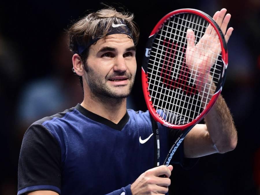 ٹینس کی دنیا میں نئی تاریخ رقم ،راجر فیڈر گرینڈ سلم میں تین سو میچز جیتنے والے پہلے کھلاڑی بن گئے