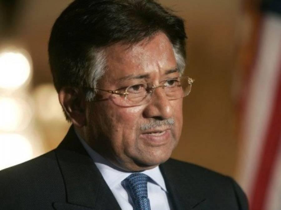 جنرل راحیل شریف کے فیصلے پر افسوس ہوا: پرویز مشرف