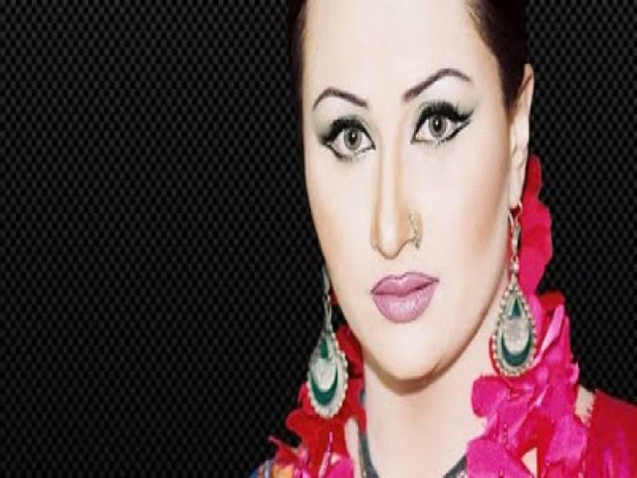 ملکہ سٹیج اداکارہ و ڈانسر'' نرگس'' کینیڈا سے خفیہ طور پر پاکستان آگئیں