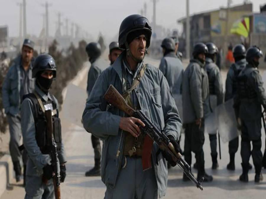 افغانستان،پولیس اہلکار نے اپنے 10ساتھیوں کوفائرنگ کرکے ہلاک کردیا