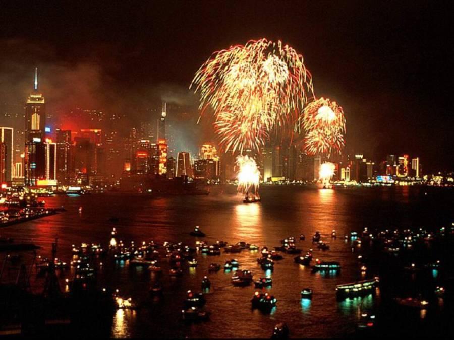 پاکستان سمیت مختلف ممالک میں چین کے نئے سال کی تقریبات