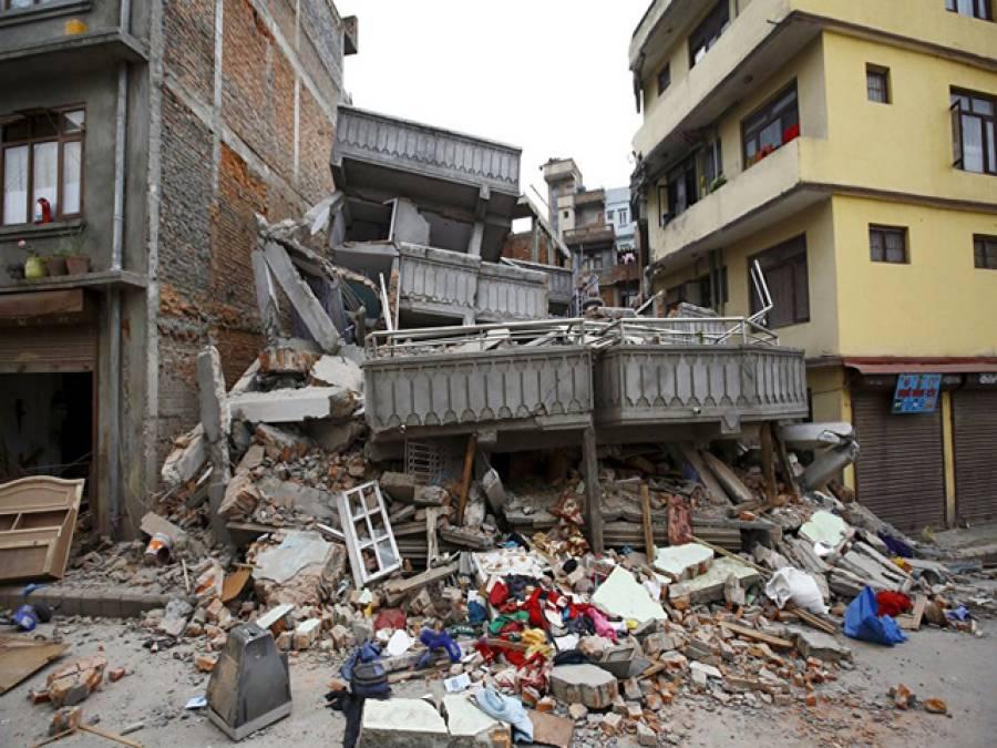سوات شہر اور گردو نواح میں 4.4 شدت کے زلزلے کے جھٹکے