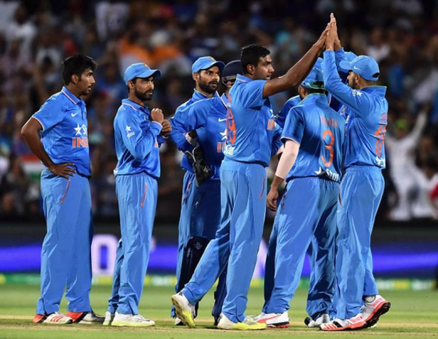 بھارت نے پہلے ٹی 20 میچ میں آسٹریلیا کو 37 رنز سے شکست دیدی، سیریز میں 0-1 کی برتری