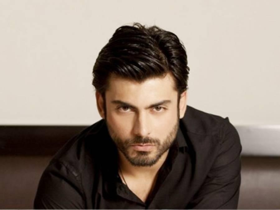 فواد خان پاکستانی فلم ''البیلا راہی'' میں مرکزی کردار ادا کریں گے