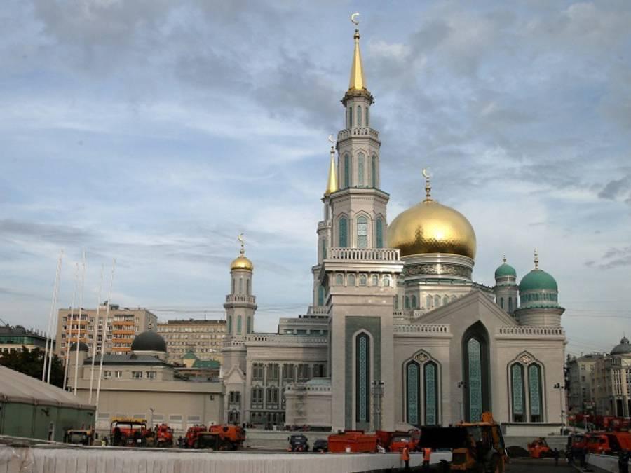 ماسکو کی مساجد میں مسلمانوں کو متعارف کرانے کی سروس