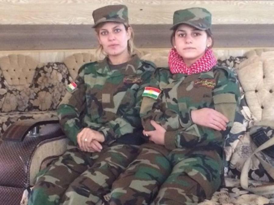 داعش کی قید سے رہا ہونے والی لڑکیوں نے ایک اور تنظیم میں شمولیت اختیار کرلی، ایسا اعلان کردیا کہ سب کو حیران کردیا