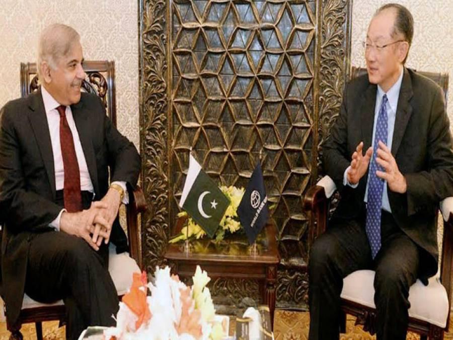 سالانہ شرح ترقی کا ہدف 8فیصد مقرر ،آئندہ اڑھائی برسوں میں 20لاکھ ہنرمند افراد کا ہدف پورا کریں گے:وزیر اعلیٰ پنجاب کی ورلڈ بنک کے صدر سے گفتگو