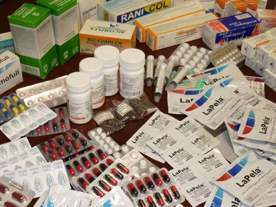 پنجاب میں ادویات کی قیمتوں میں 25فیصد اضافہ،شہری شدید تشویش میں مبتلا