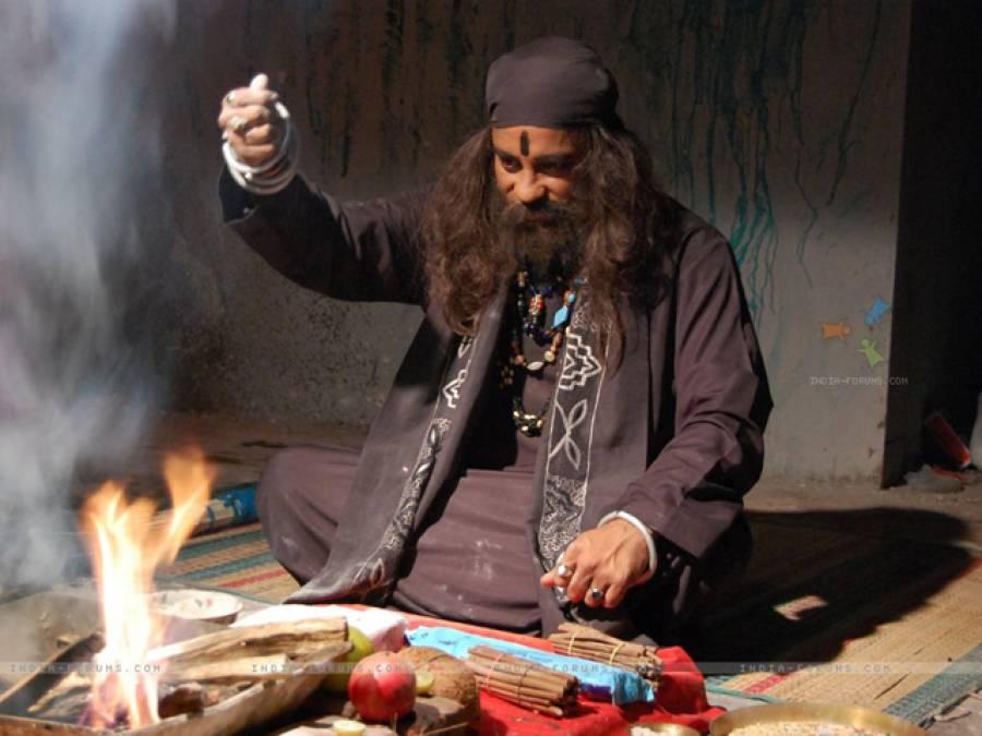 :عزیزآباد میں پولیس نےکالا جادو کرکے عوام کو لوٹنے والے کو دھرلیا