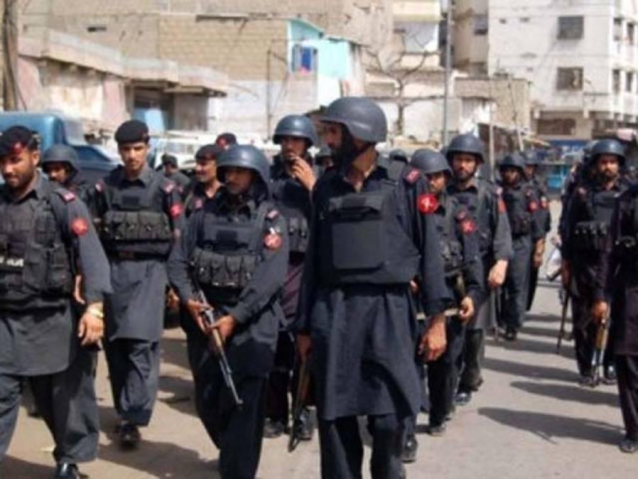 پنجگور،فرنٹیئرکوراورحساس ادارروں کی مشترکہ کاروائی،4مشتبہ افراد گرفتار