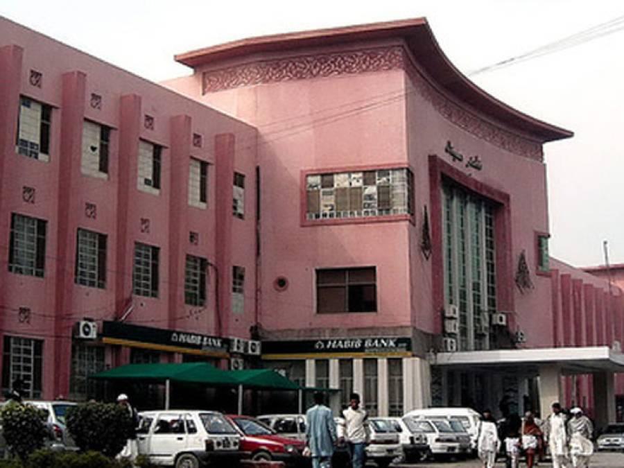 نشتر ہسپتال ملتان میں ڈاکٹروں کی مبینہ غفلت سے18 سالہ نوجوان جاں بحق