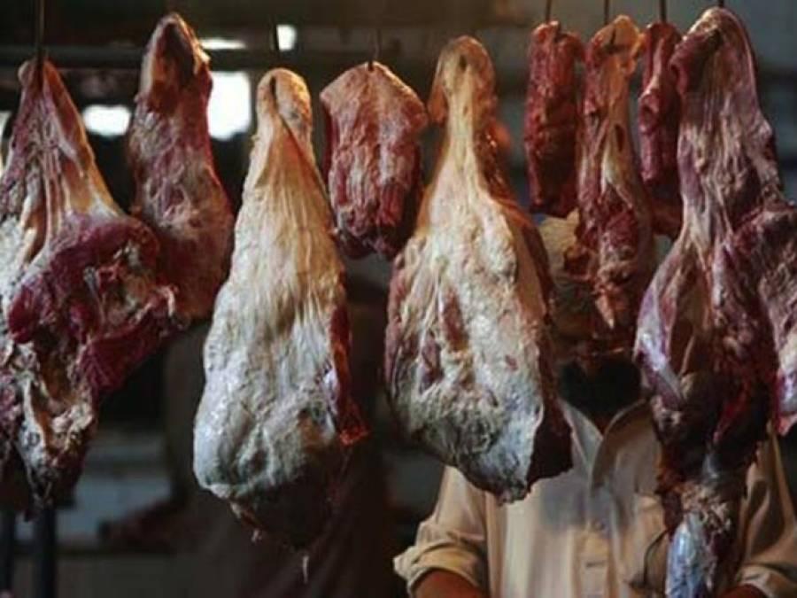 ترنول سے مردہ جانوروں کا گوشت فروخت کرنے والا گروہ گرفتار، 2ہزار کلو گوشت برآمد