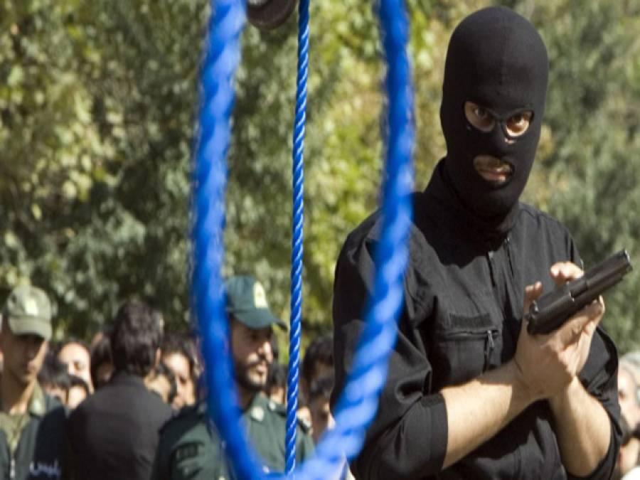 ایران میں ایک گاﺅں کے تمام مردوں کو پھانسی دے کر قتل کیاگیا:عرب میڈیا