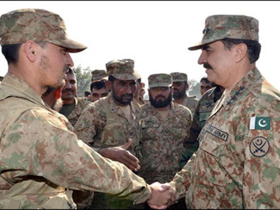 فوج کی صلاحیتوں میں اضافے کیلئے تمام وسائل بروئے کار لائے جائینگے:: جنرل راحیل شریف،بہاول پور میں فوجی مشقوں کا معائنہ