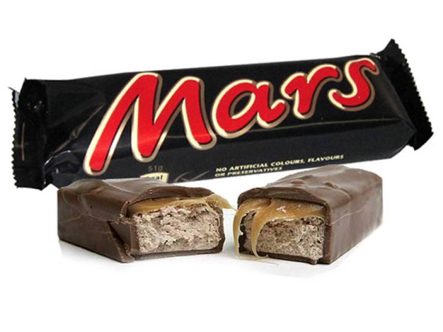 چاکلیٹ میں ملاوٹ کا انکشاف ،مارز نے دنیا کے 55 ممالک سے اپنی چاکلیٹ واپس منگوانے کا اعلان کردیا