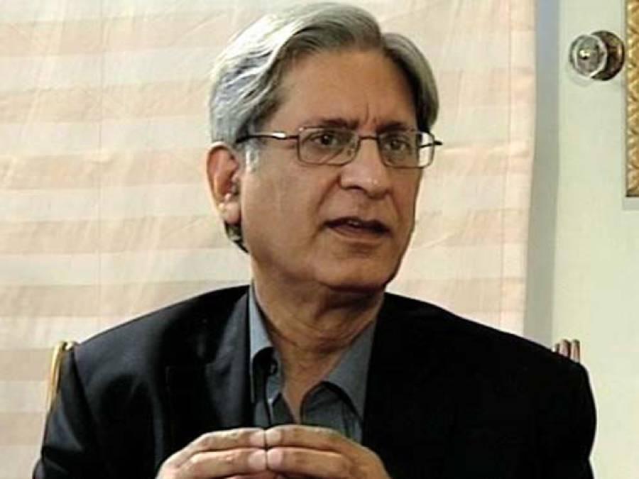 آصف علی زرداری کے بیان کی تردیدکے بعداسے دہرانادرست نہیں:اعتزا زاحسن