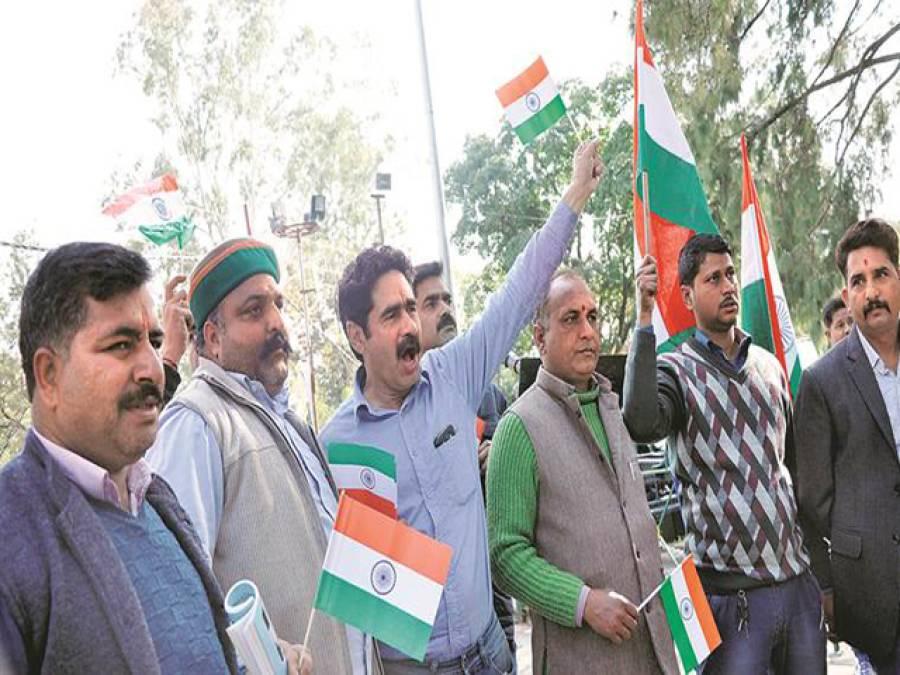 ورلڈ ٹی 20 میں پاک بھارت میچ کے خلاف دھرم شالہ کے رہائشیوں کااحتجاج