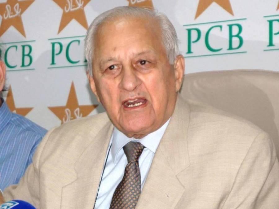 قومی ٹیم کو بھارت بھیجنے کا حتمی فیصلہ چوہدری نثار کریں گے :شہریار خان