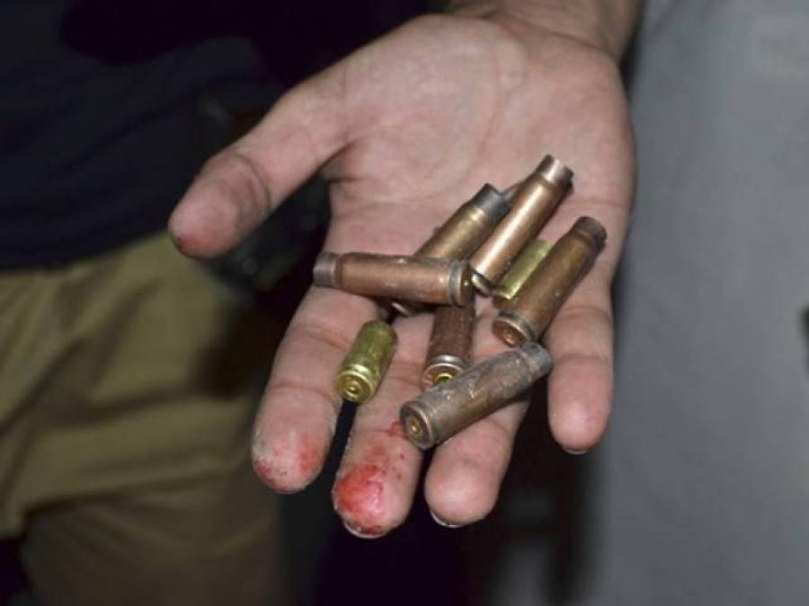 نامعلوم افراد کی فائرنگ سے صدر پاکستان کے گھر پر تعینات پولیس اہلکار جاں بحق