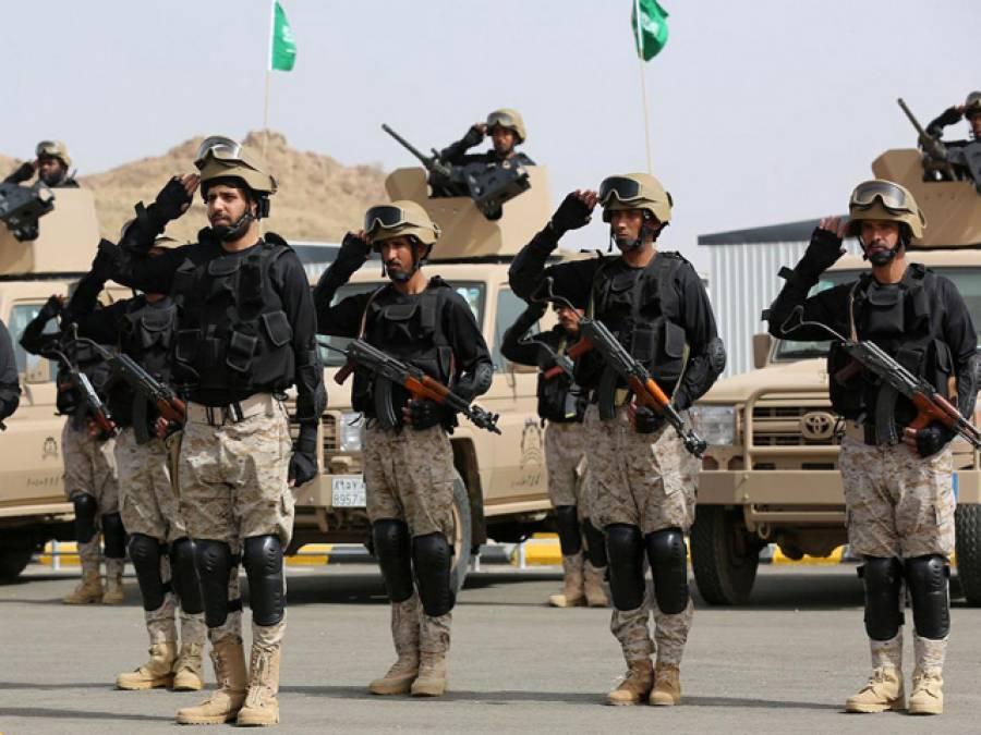 دہشتگردی کے خلاف فوجی طاقت استعمال ہو گی،اسلام عسکری اتحاد کااعلان