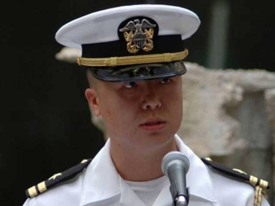 امریکی بحریہ کا افسر چین کیلئے جاسوسی کے الزام میں گرفتار
