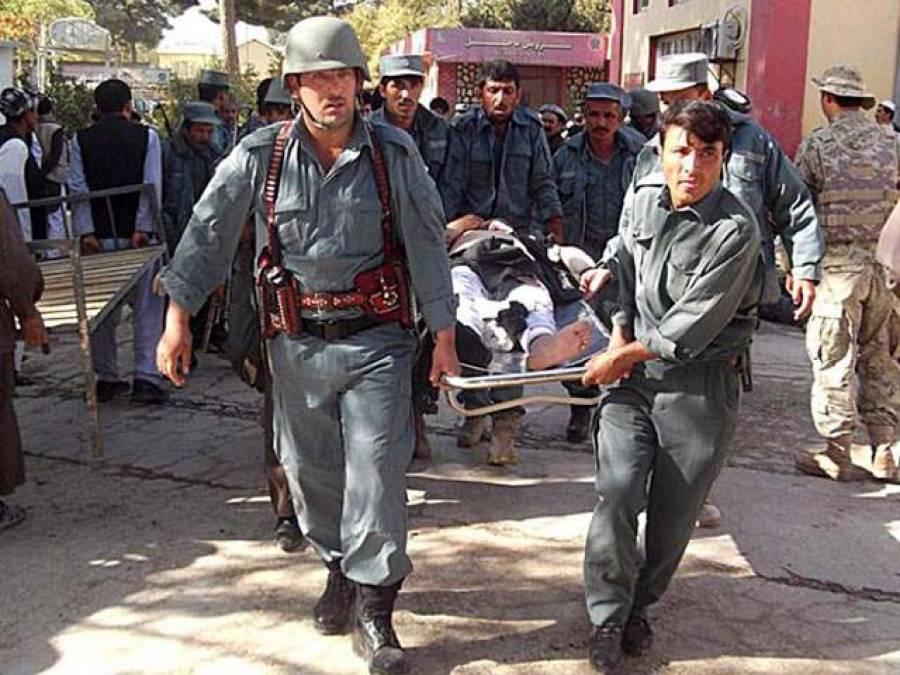 افغان صوبے تخار میں پولیس قافلے پر حملہ، پولیس چیف سمیت 7 گارڈ ہلاک