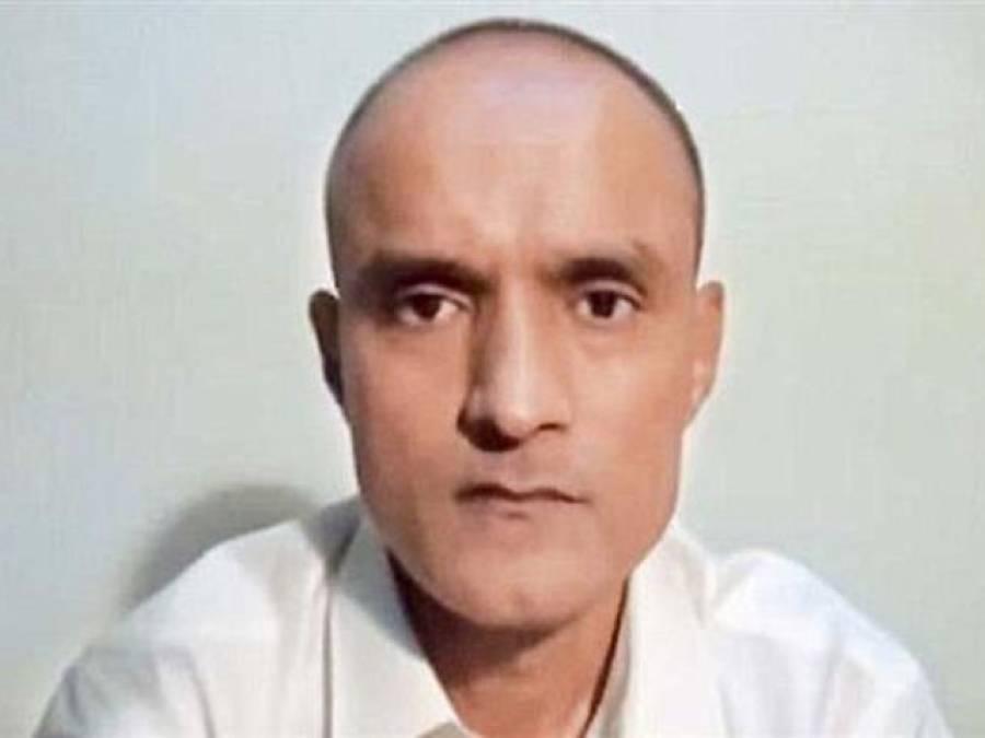 کلبھوشن یادو کی بیوی کو بھارتی حکام نے خاندان سمیت نامعلوم مقام پر منتقل کر دیا