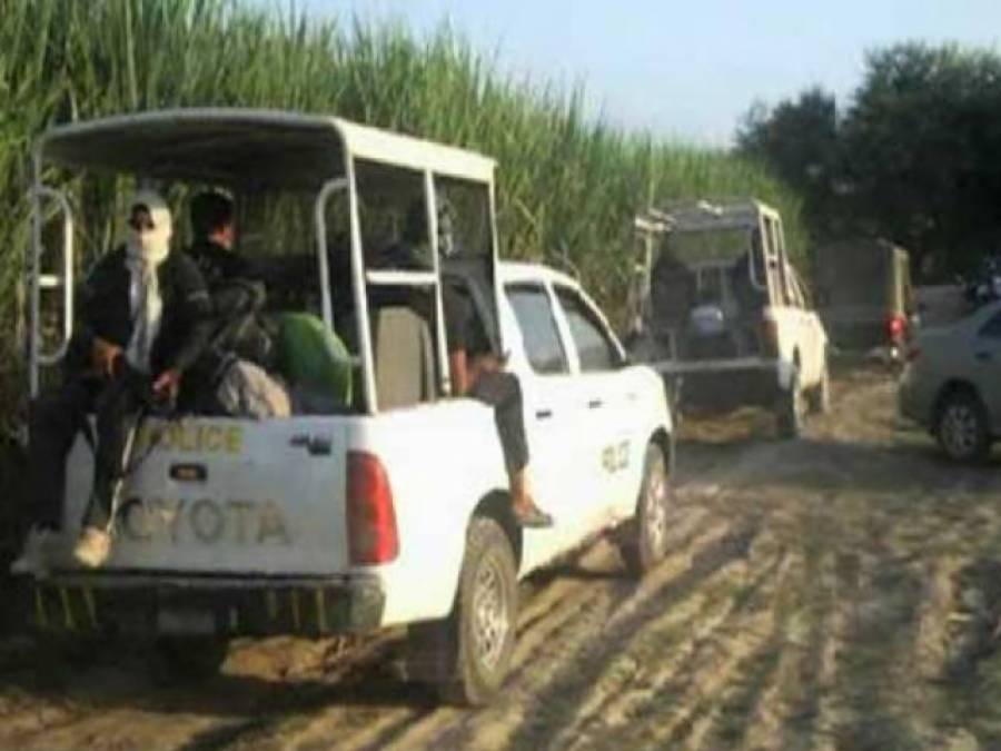 چھوٹو گینگ کیخلا ف آپریشن میں پنجاب پولیس کو ناکامی کا سامنا،پاک فوج میدان میں آ گئی