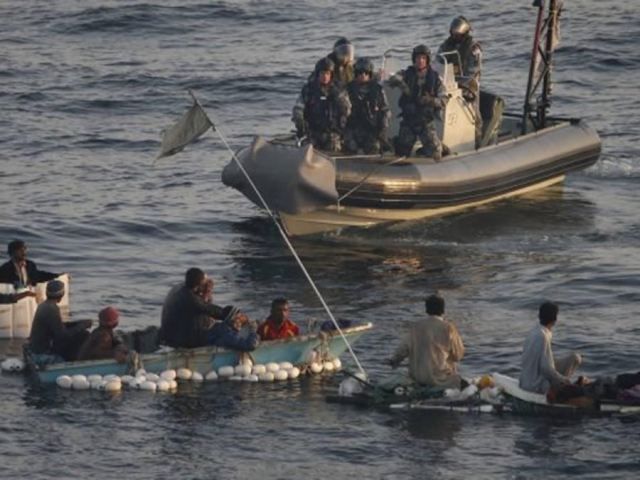 سمندری حدود کی خلاف ورزی '' میری ٹائم سیکورٹی ''نے 3 بھارتی لانچیں قبضے میں لے کر 17 بھارتی ماہی گیروں کو گرفتار کر لیا