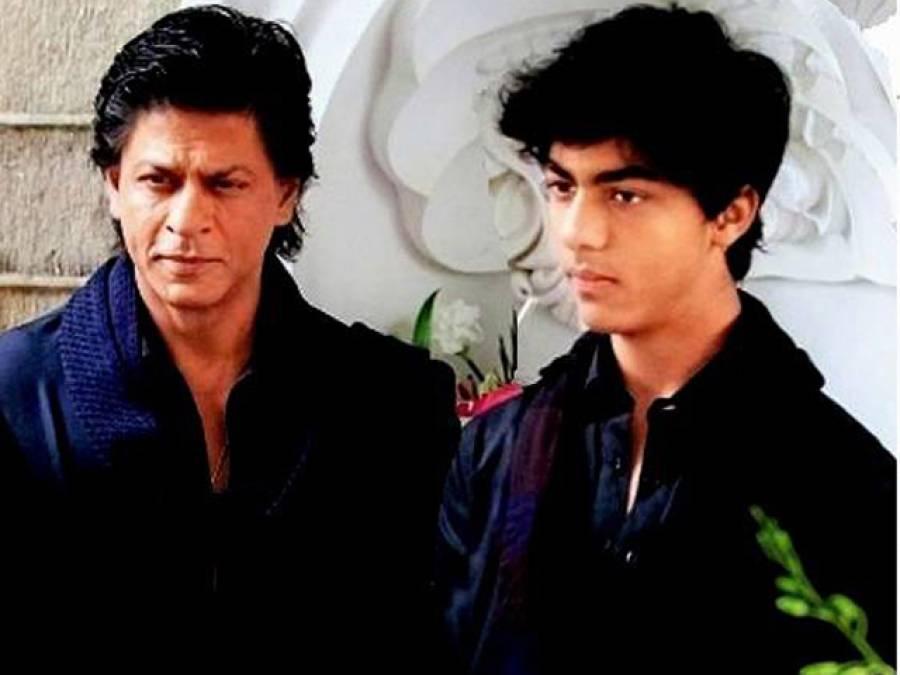 عوامی مقامات پر بیٹے کا شاہ رخ خان سے اظہار لاتعلقی