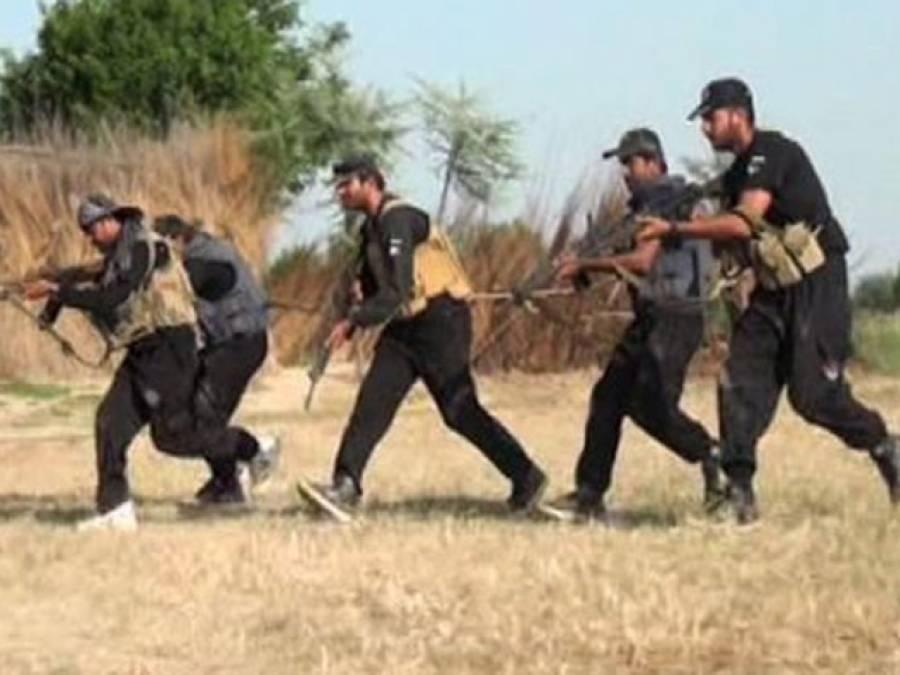 راجن پور آپریشن : کچے کے علاقے میں 3گھنٹے نرمی کے بعد دوبارہ کرفیو نافذکر دیا گیا