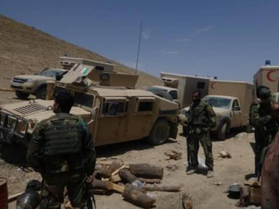 افغانستان:سکیورٹی فورسز کے آپریشن میں 3خواتین اور3طالبان رہنماﺅں سمیت10ہلاک