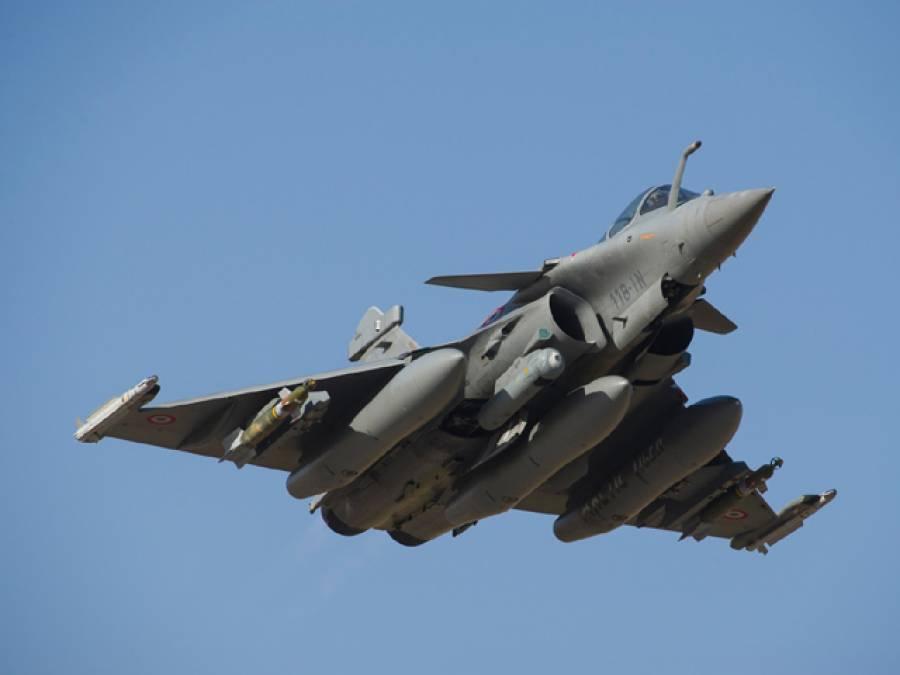بھارت فرانس سے60 ہزار کروڑ روپے کے36رافالے طیارے خریدے گا
