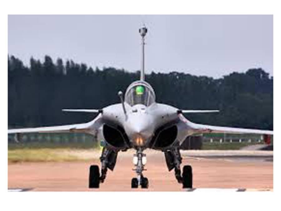 بھارت اور فرانس میں جدید طیاروں کی ڈیل حتمی مرحلے میں پہنچ گئی