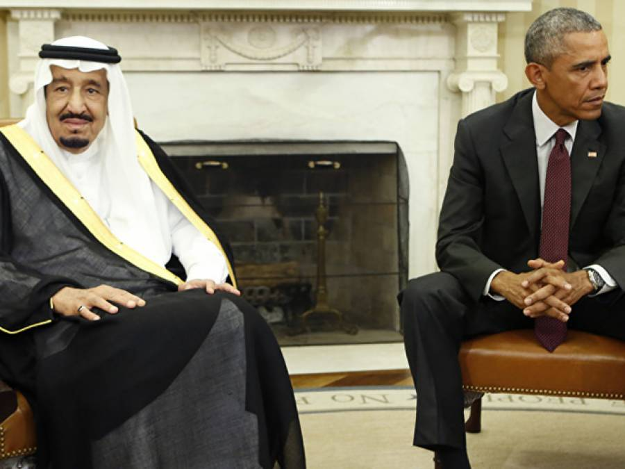 نائن الیون کا ذمہ دار ٹھہرایا گیا تو امریکہ میں موجود اپنے اربوں ڈالر کے اثاثے فروخت کر دیں گے ،سعودی عرب نے امریکہ میں کھلبلی مچا دی