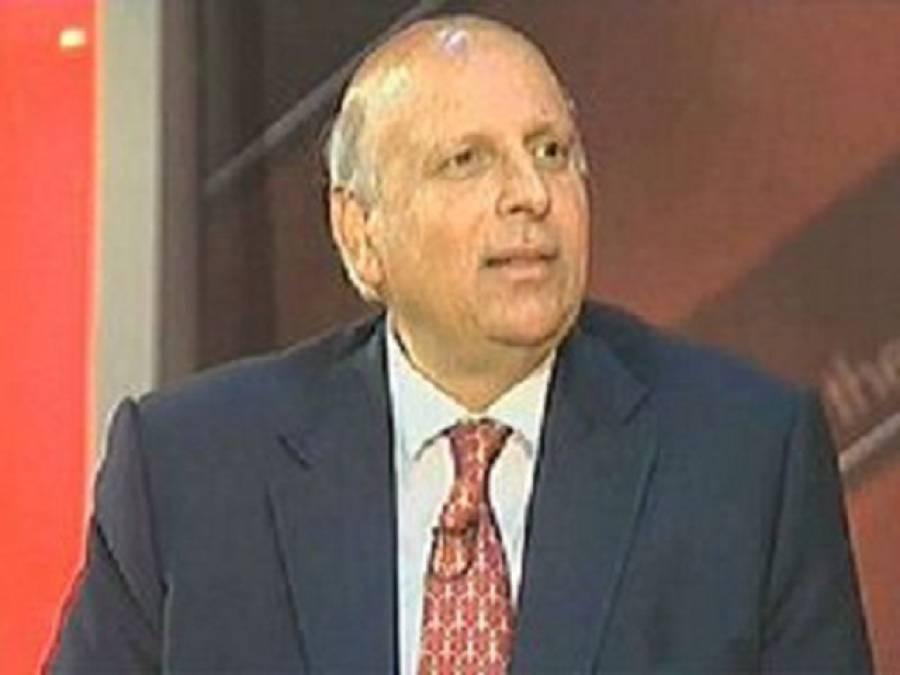 پنجاب میں کر پشن کے ''چھوٹو اور بڑو ''گینگ کیخلاف بھی آپریشن کیا جائے: چوہدری محمدسرور