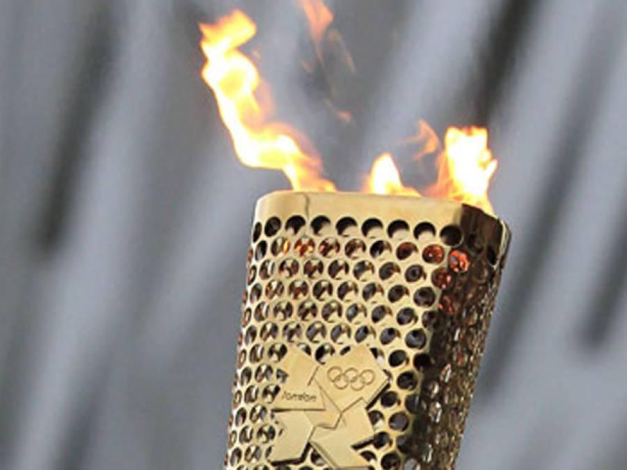 یونان نے اولمپکس مشعل برازیلین حکام کو سونپ دی
